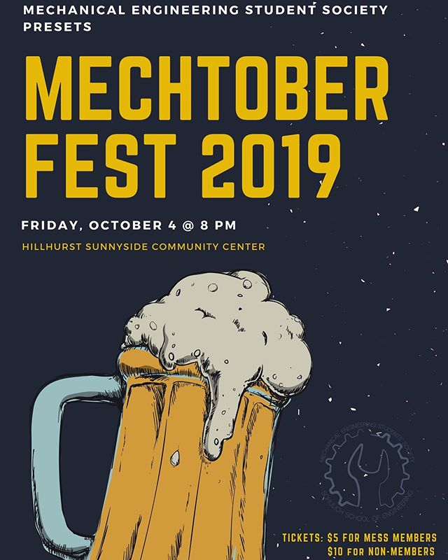 CONTEST TIME!!! Do you like to have a GÜTEN time? Tag a friend below, like this post, follow @cess.uofc and @messuofc for your chance to win 2 tickets to Mechtober fest on October 4th  Contest closes at midnight on October 2nd.