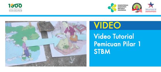 Video Tutorial Pemicu Pilar 1 STBM