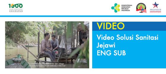 Video Solusi Sanitasi Jejawi ENG SUB