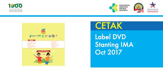 Label DVD Stanting IMA Oct 2017