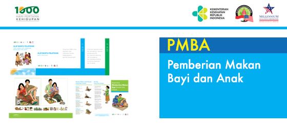 PMBA (Pemberian Makan Bayi dan Anak)