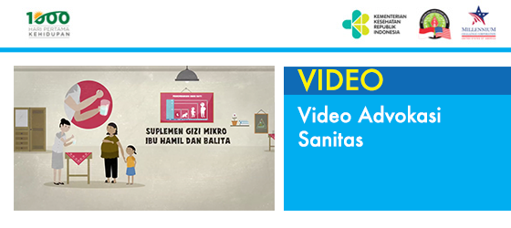 Video Advokasi Sanitas
