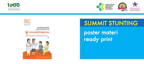 Poster Materi ready print