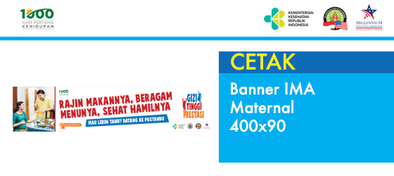 Banner IMA Maternal 400x90