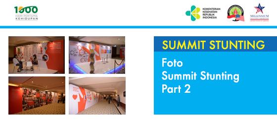 Foto Summit Stunting Part 2