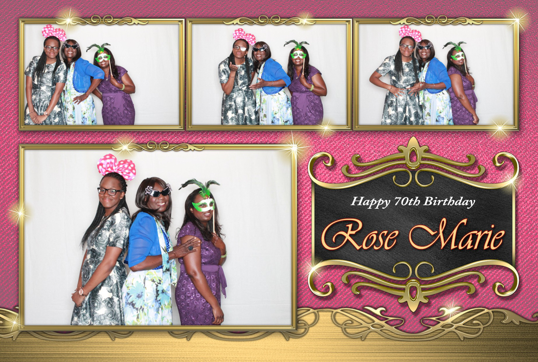 photo booth Press 2 Start Photobooth