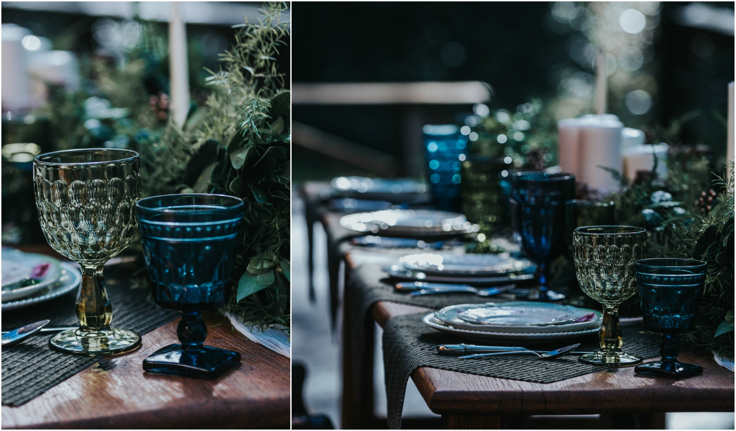 Details from Bohemian Styled Shoot at Hiwassee River Weddings