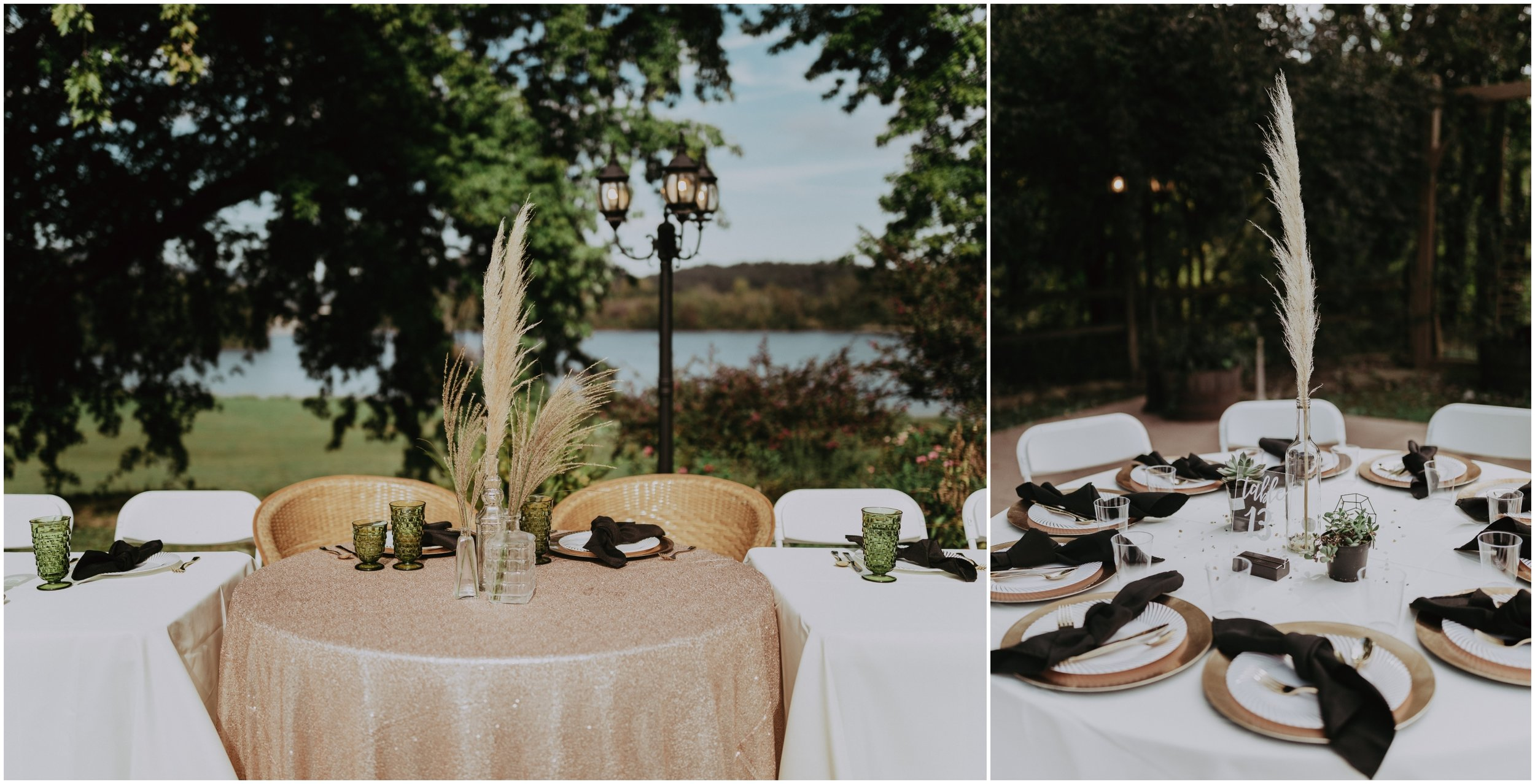 Christina + Miguel's Southwestern Chic Wedding at Tennessee RiverPlace