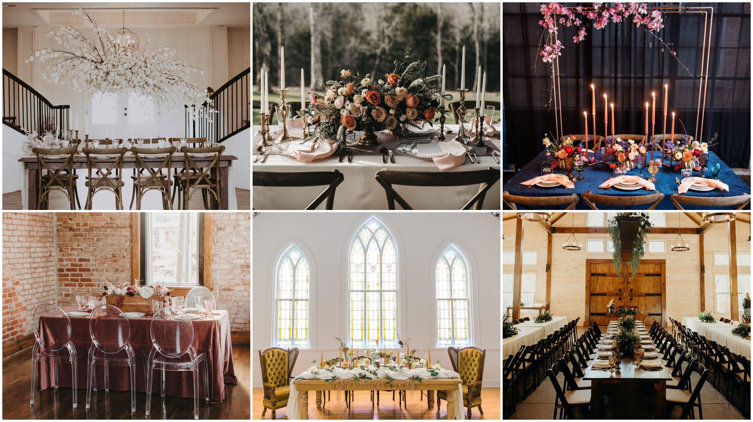 11 Wedding Head Table Looks