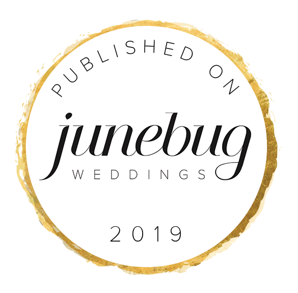 The Copper Quail Featured on Junebug Weddings