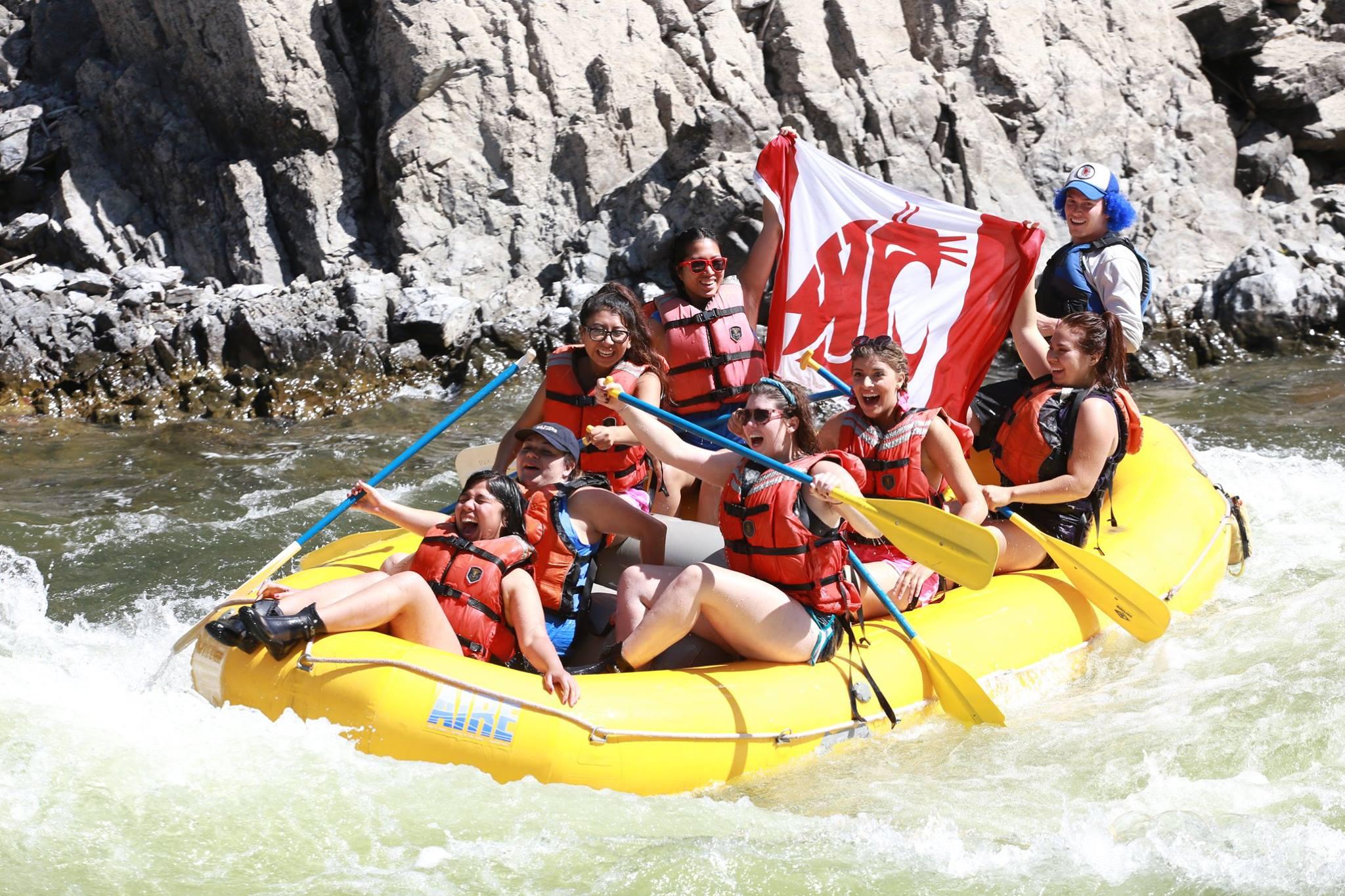 Raft trip!