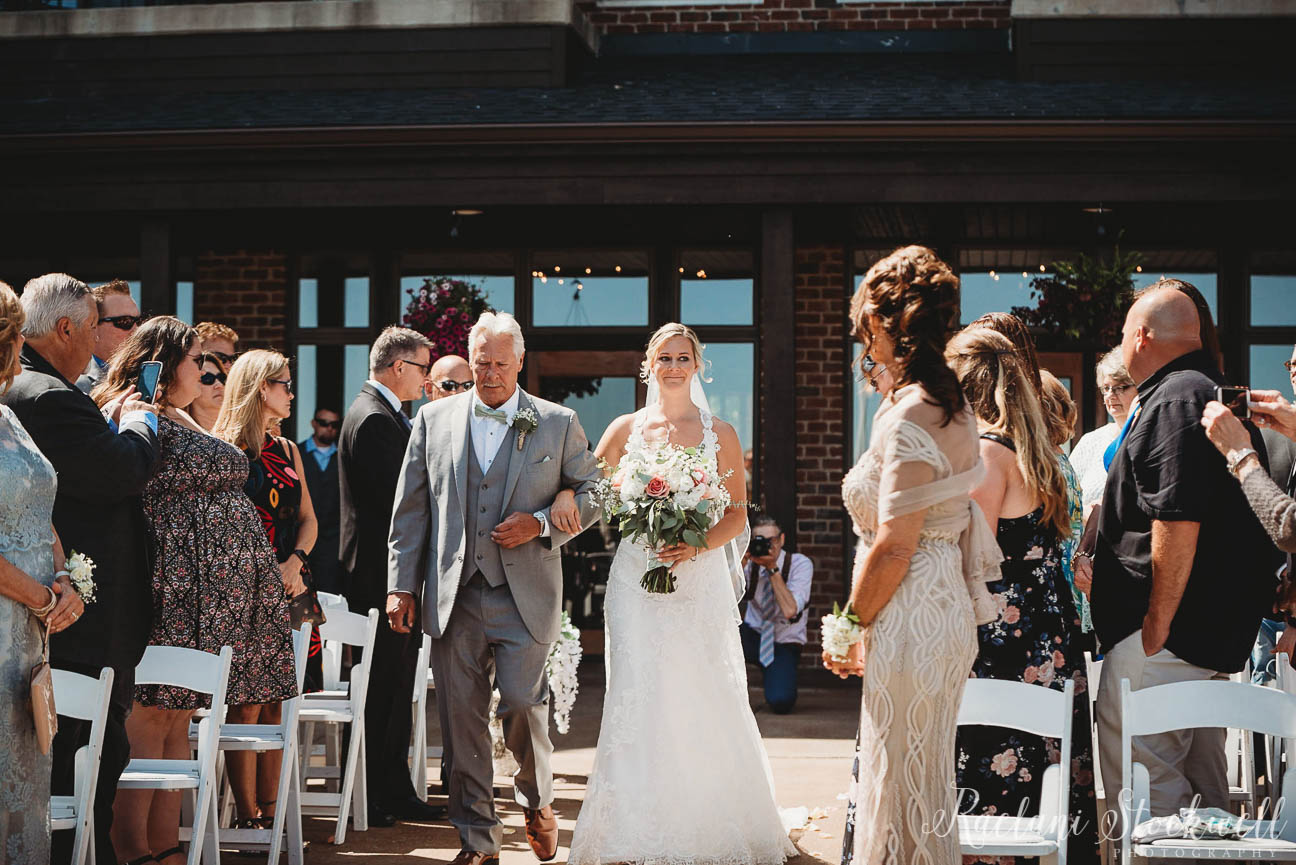 Outdoor Water Front Blue Water Area St Clair County Wedding .JPG