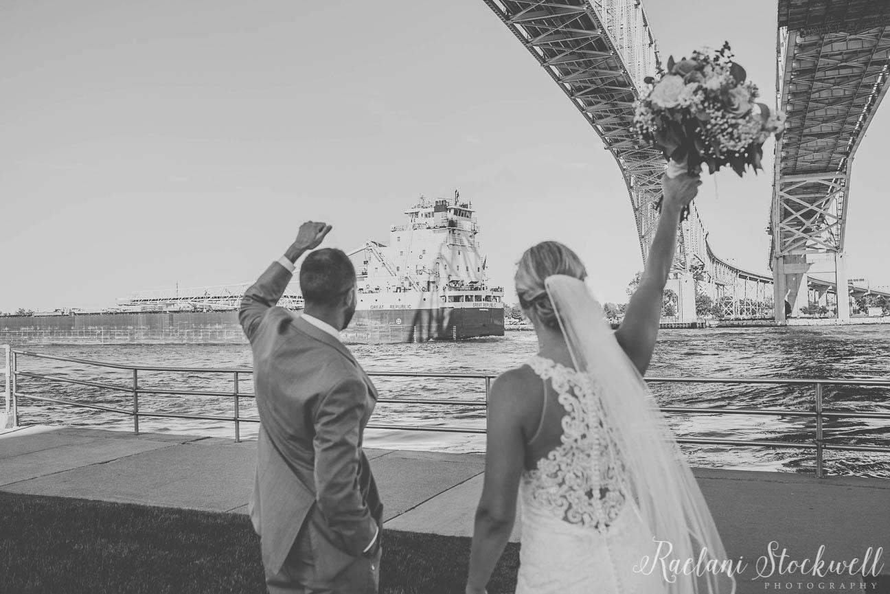 Port Huron's Best Wedding Photographer.JPG