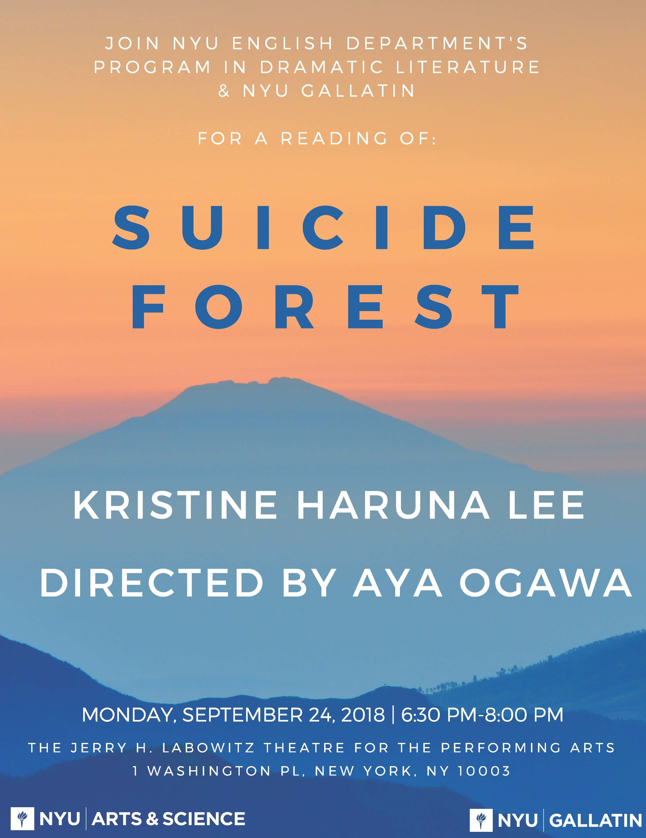 Suicide Forest - NYU Gallatin Flyer.jpg