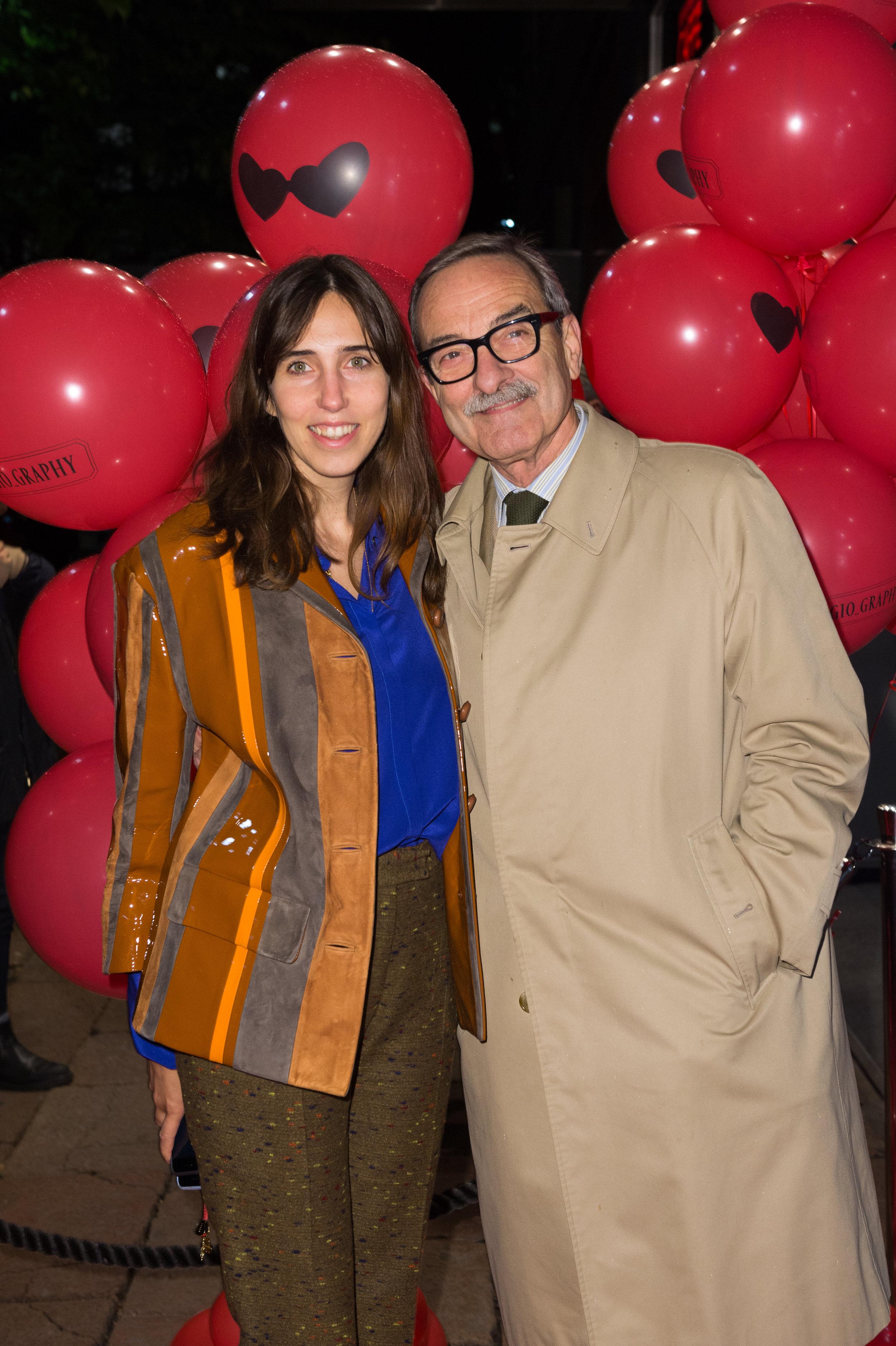 Enrica Ponzellini & Giuseppe Mondani