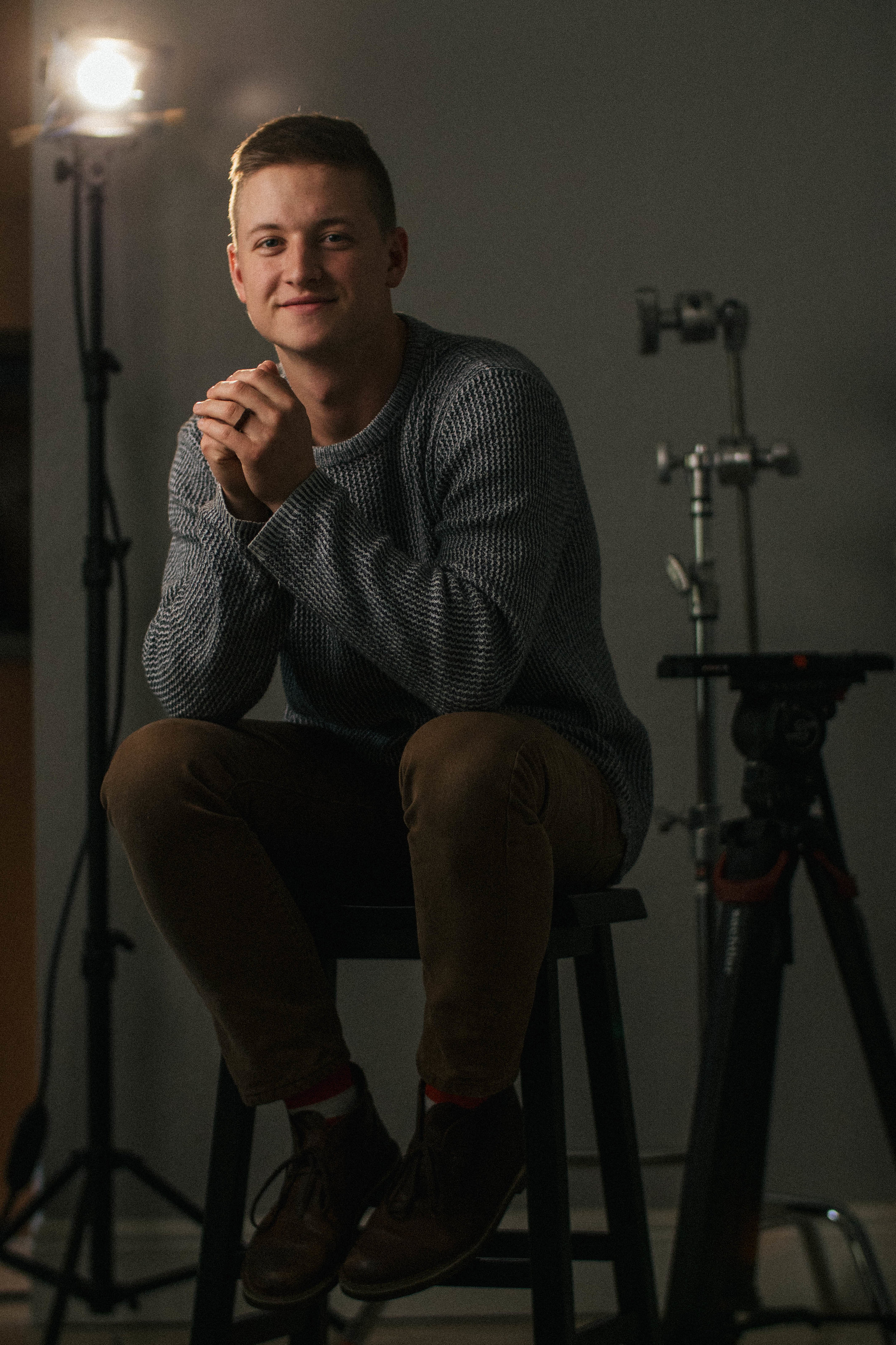 Zach / Cinematographer, Editor