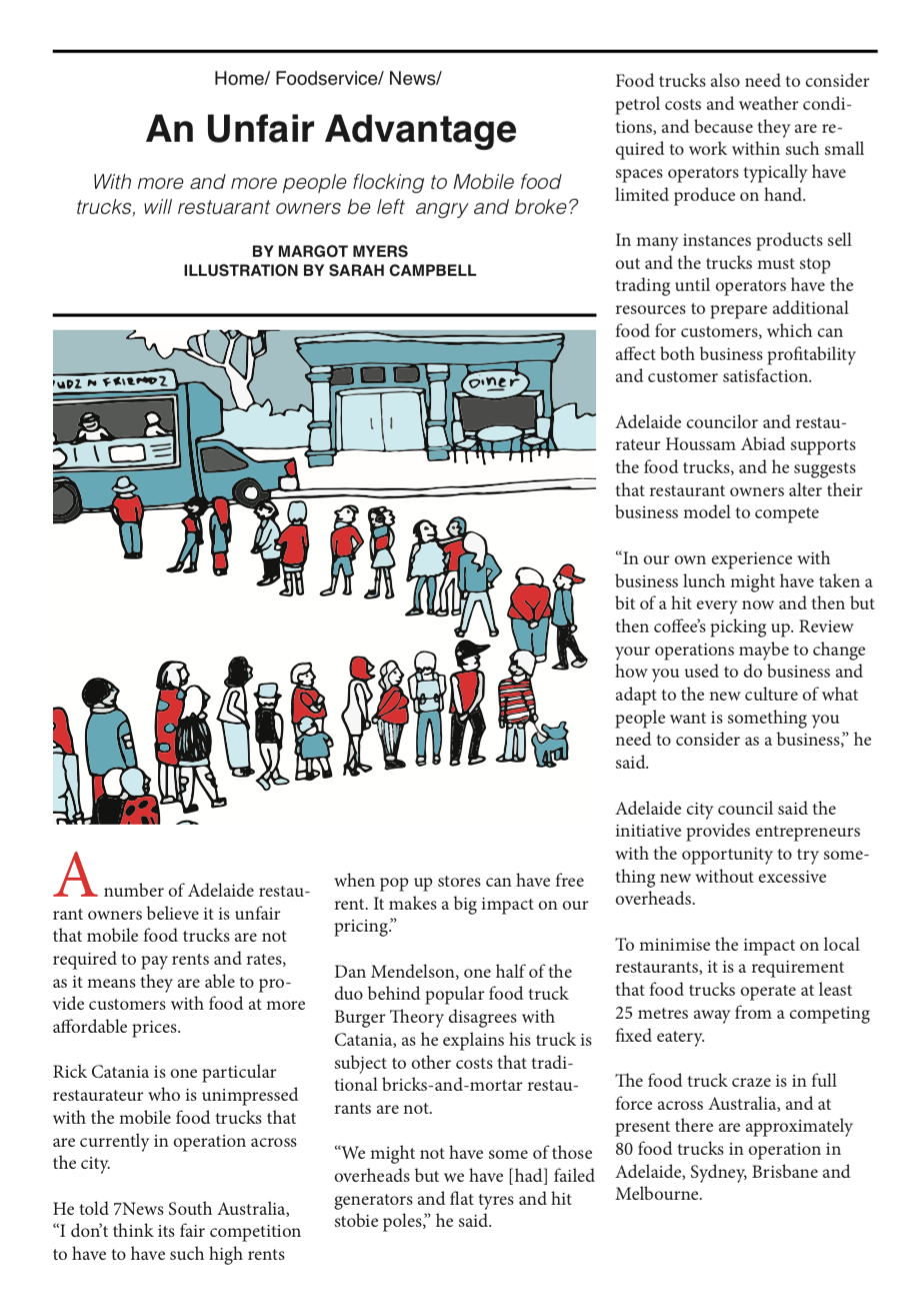 I ended up cropping a section of the full illustration for the article because it worked better with the layout//