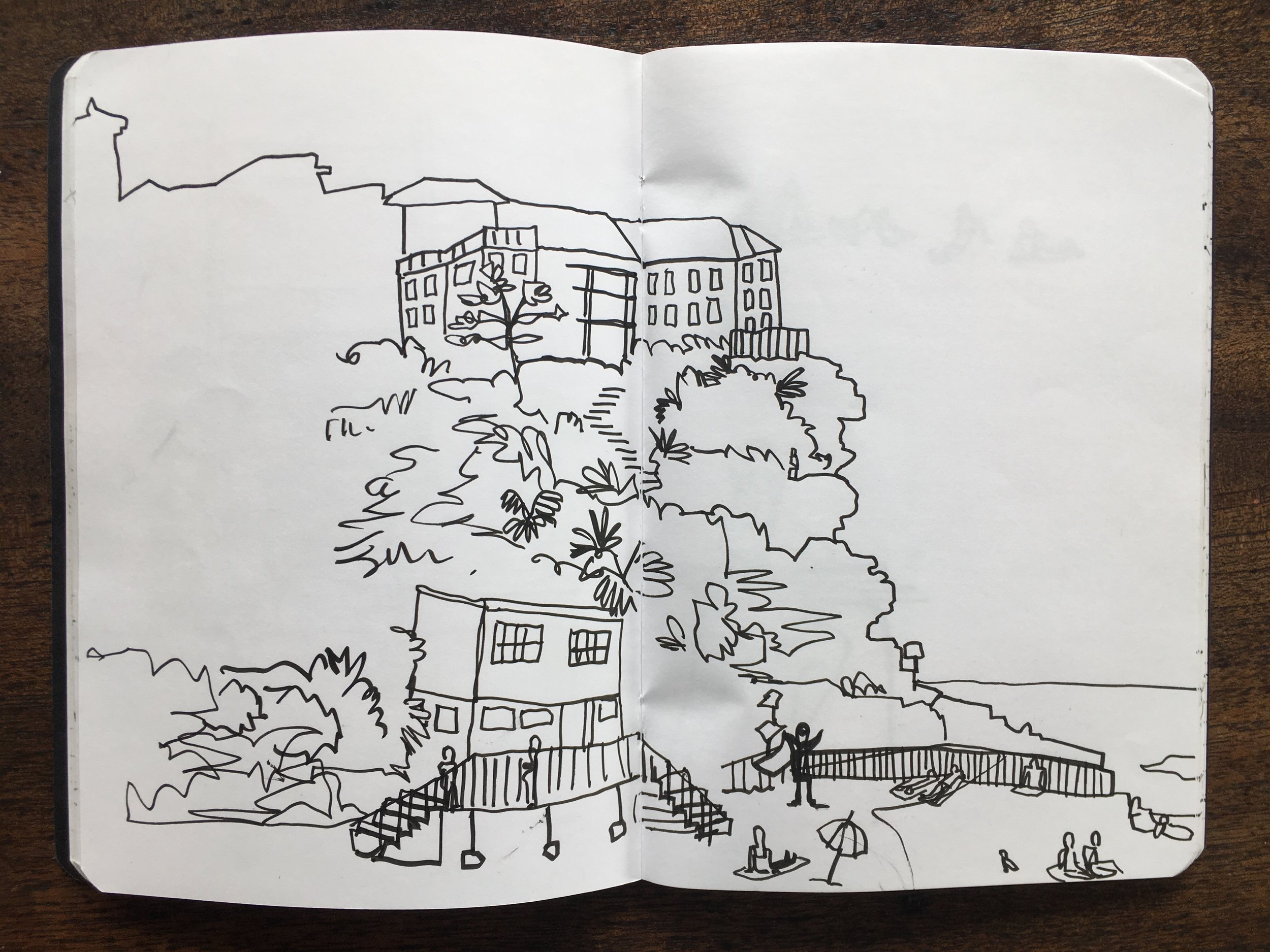 Manly, NSW, Sarah Campbell Illustration