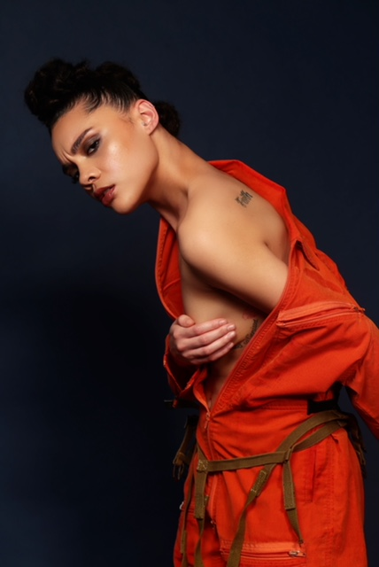 Briannia, Artist and Model