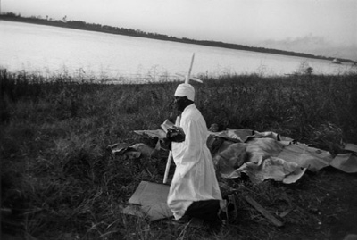 Mississippi River, Baton Rouge, Louisiana  Robert Frank