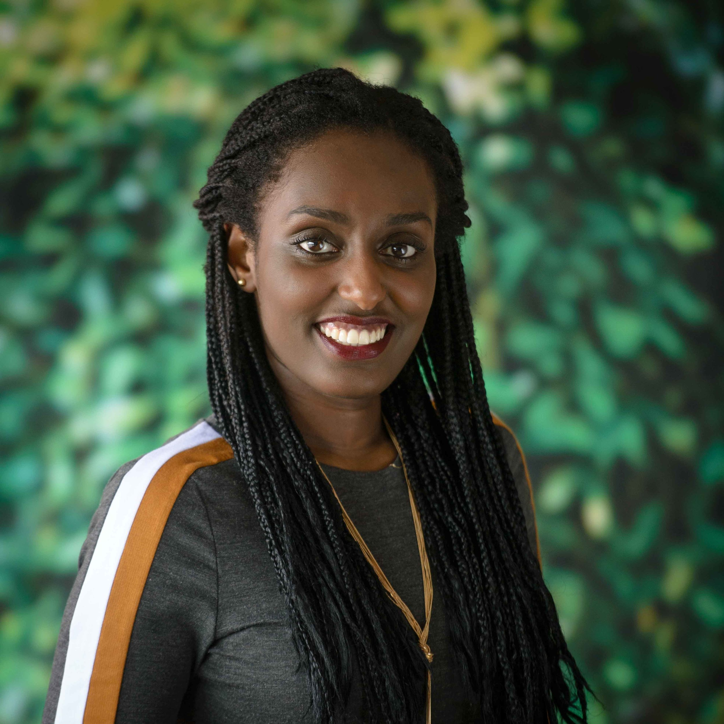 Rebecca Mesay — Students' Union President