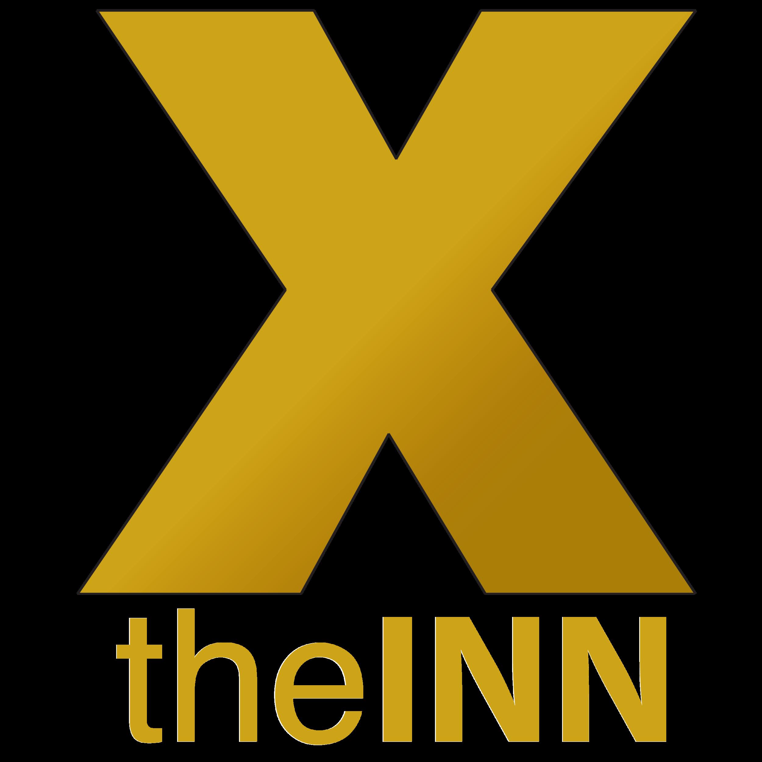 StFX Golden X  Inn Logo GOLDpsd.png
