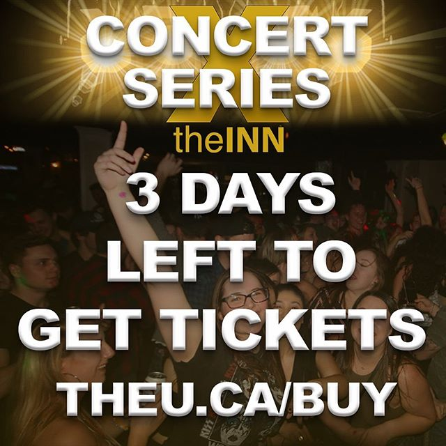 Only 3 days left! Get your tickets now, link in description!
