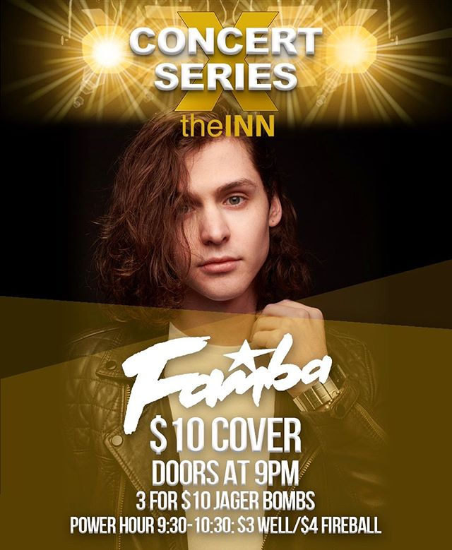 It's time again! Hitting the stage NEXT Friday (September 27th), our second artist of the concert series is @fambamusic! 🎉 We're so hyped to have such an incredible DJ for night two! See you there! 🔥🔥🔥