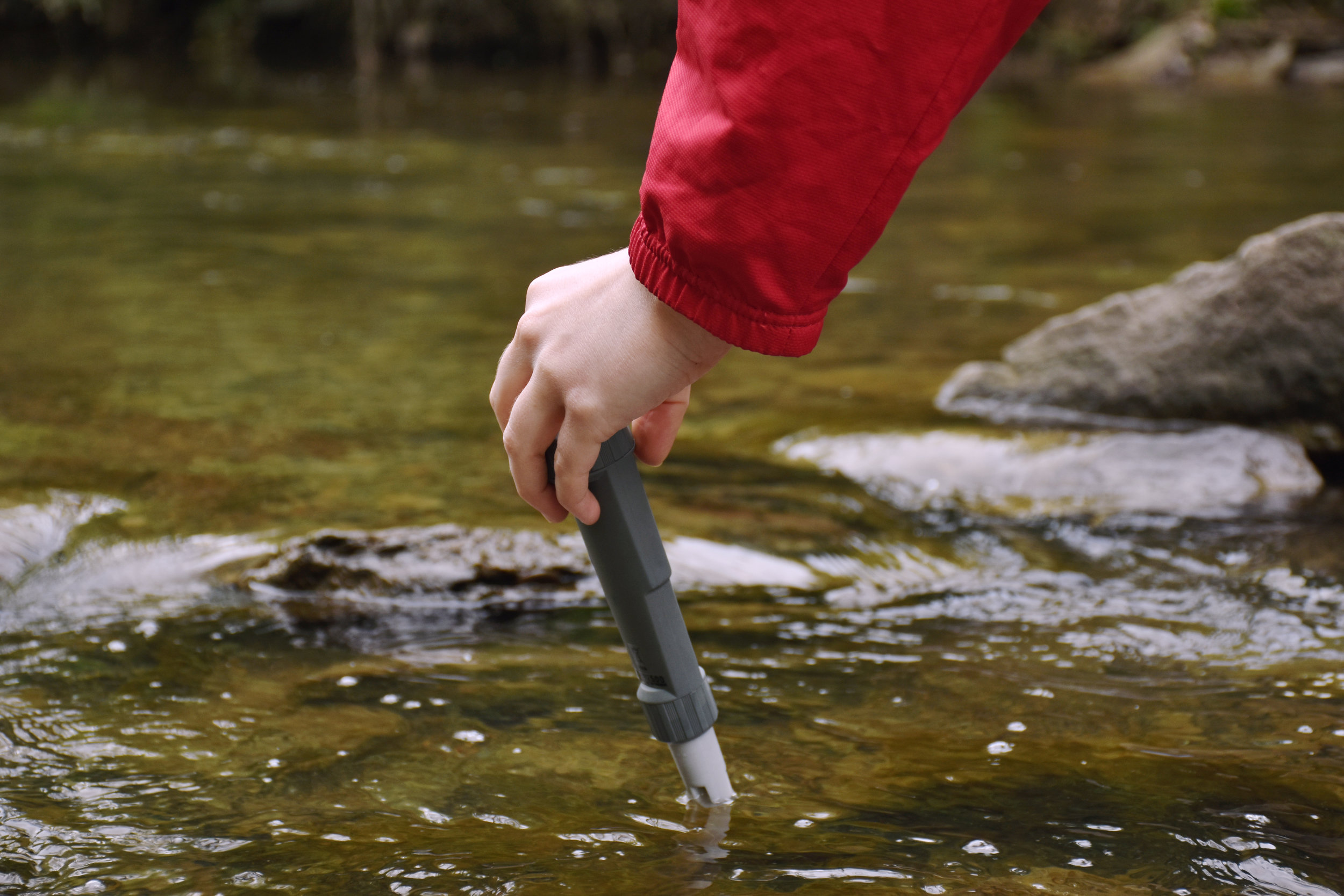 how to monitor water quality -