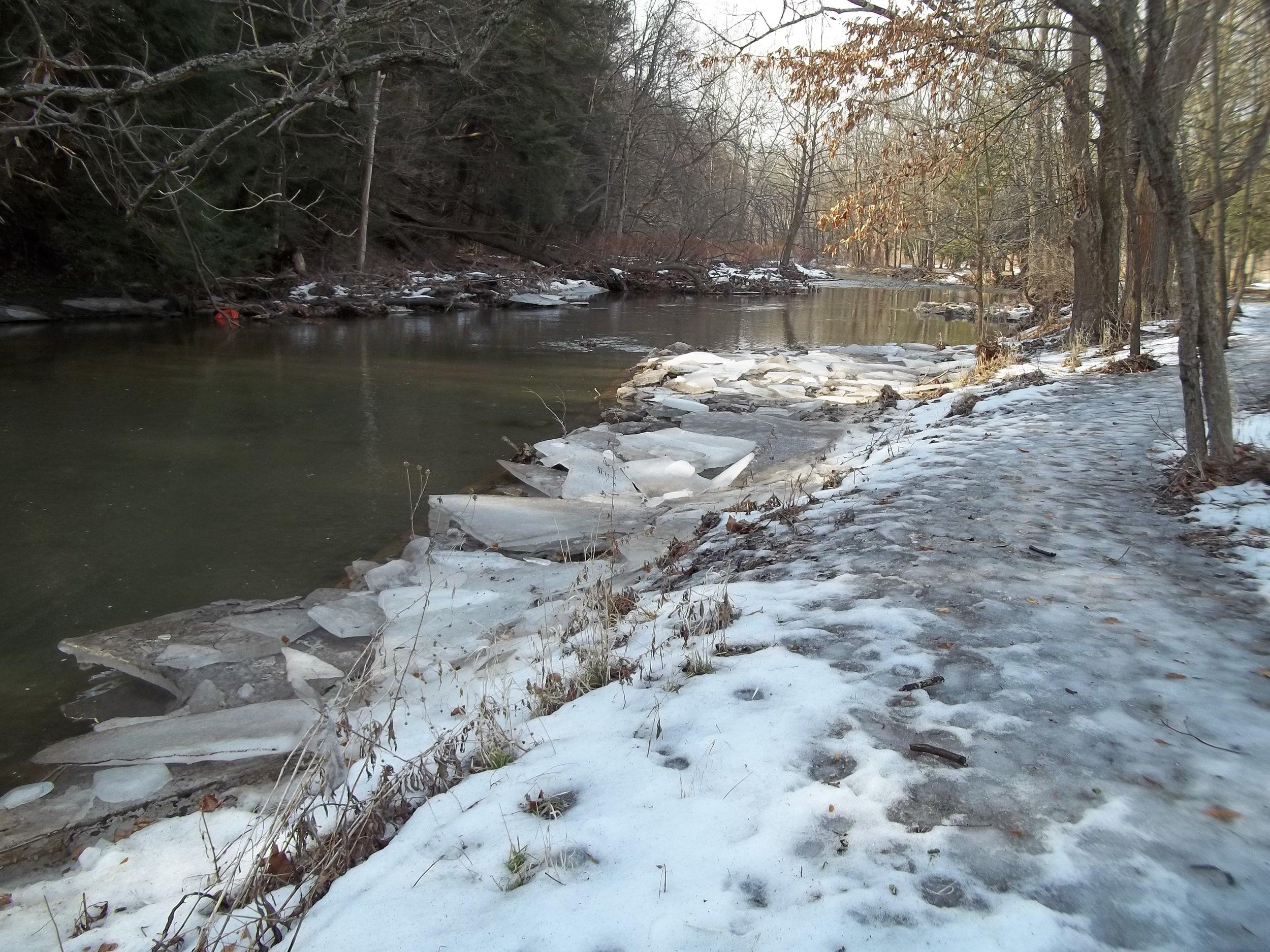 Deer Creek at Emmerling Park
