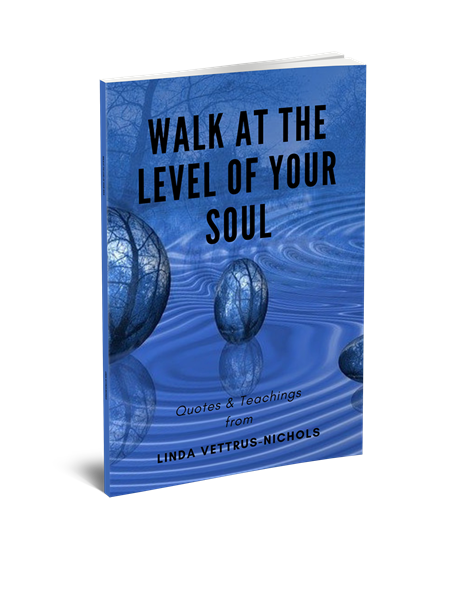 Book WALK AT THE LEVEL OF YOUR SOUL 3D png 600.png