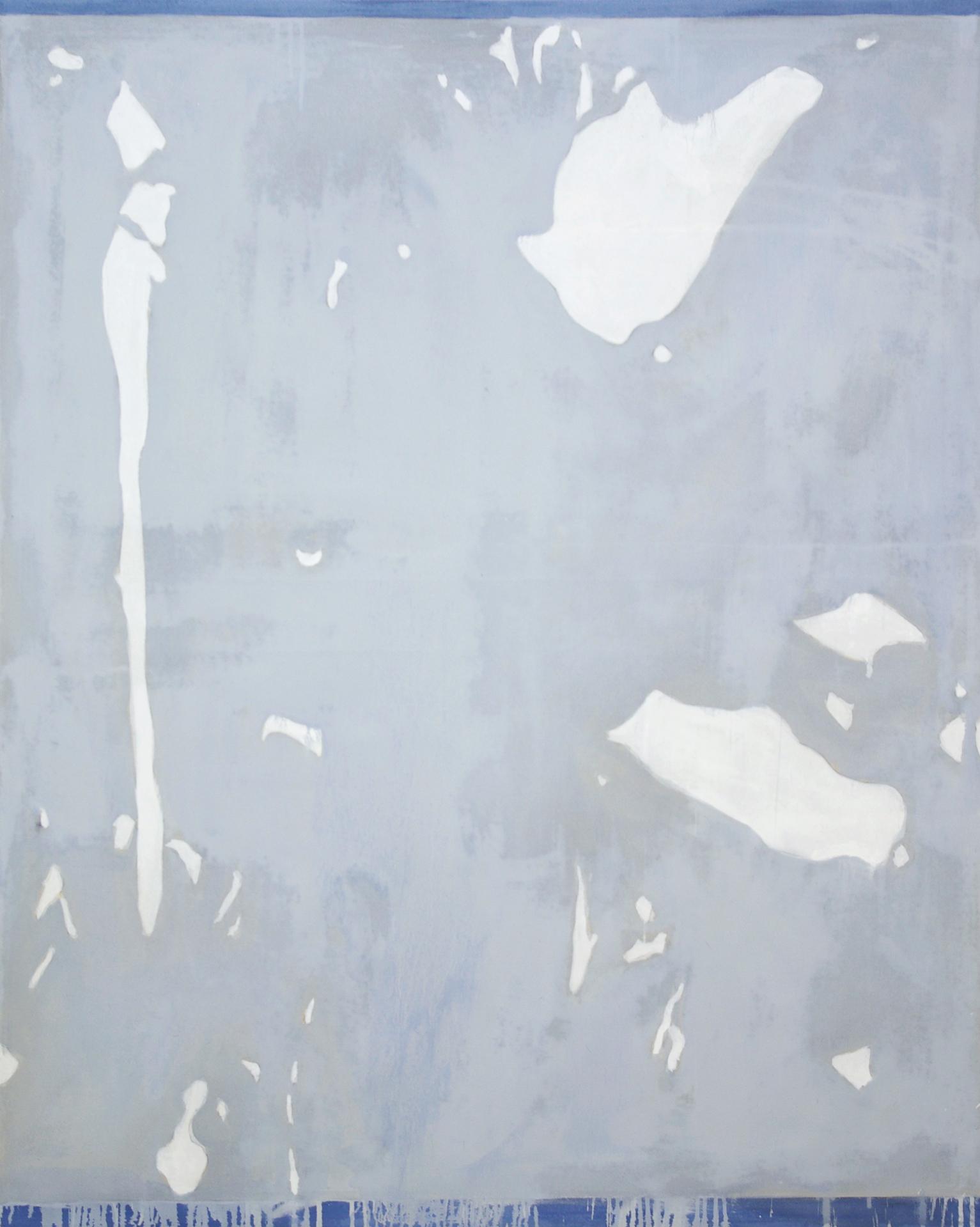 "OBAN, oil on canvas, 54""x60"""