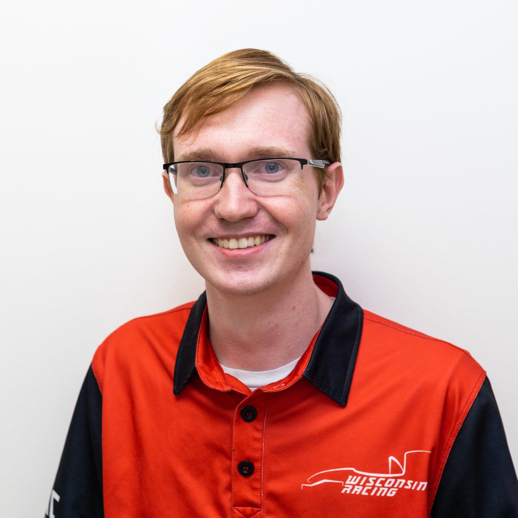 Evan Wildenberg  | Electronics Technical Director