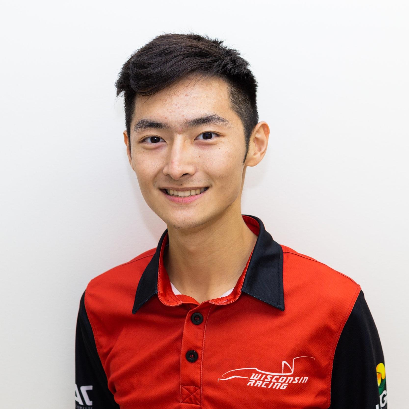 Kelvin He | Controls Lead