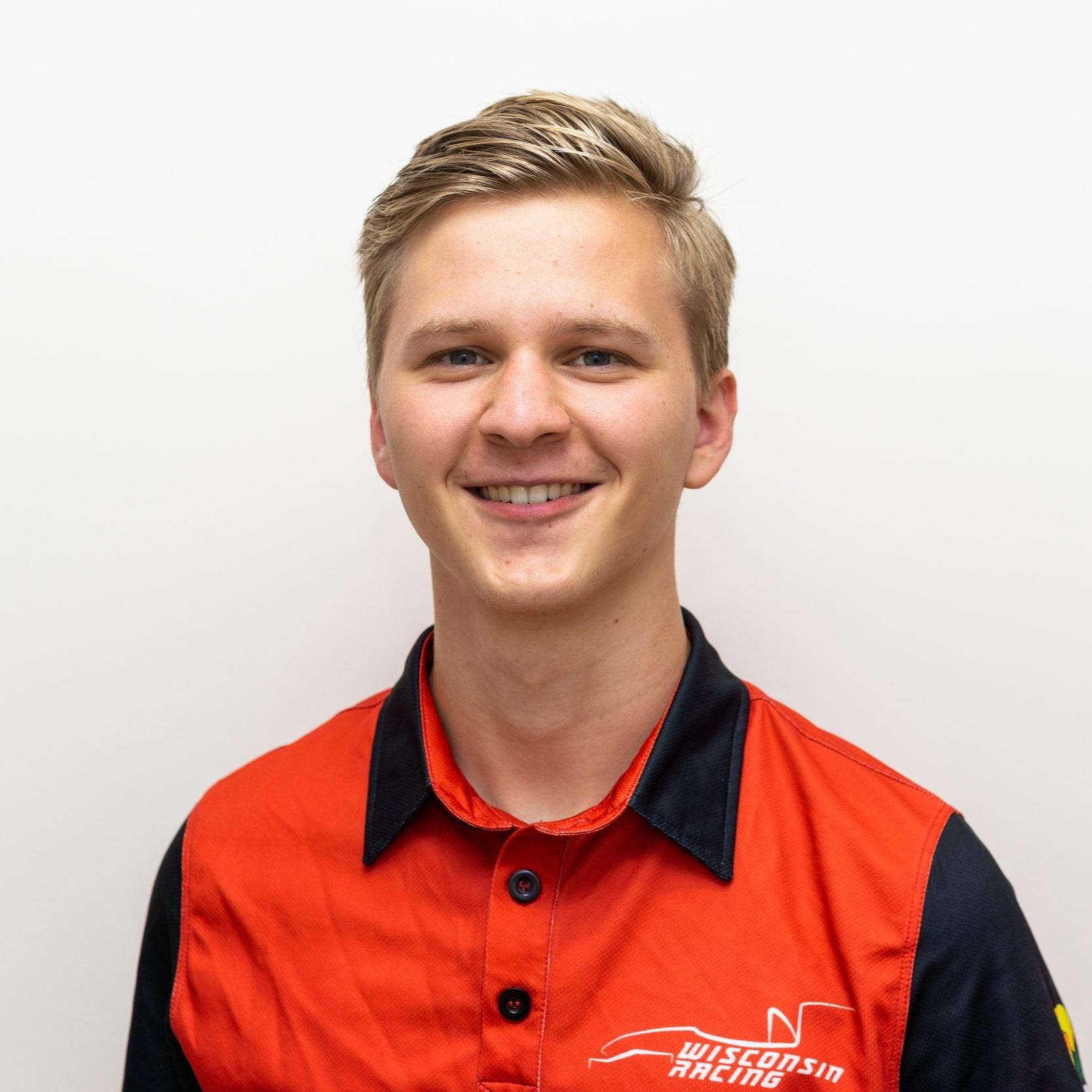 Tristan Hinoul | Drivetrain Lead