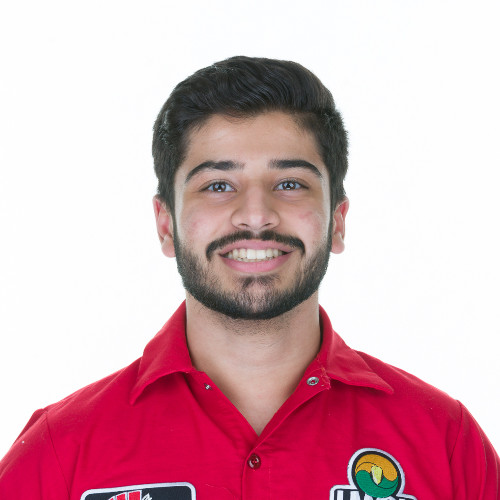 Rishi Patel | Team Principal