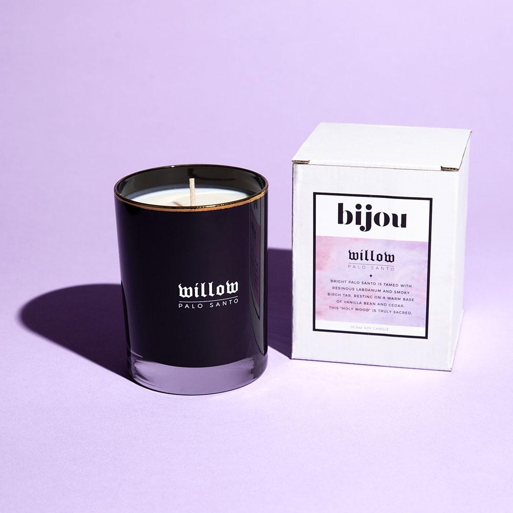 BIJOU Willow Candle