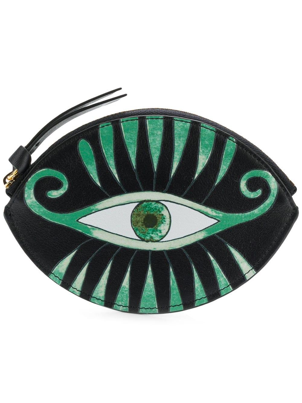 CHLOÉ  Hamsa Eye Pouch