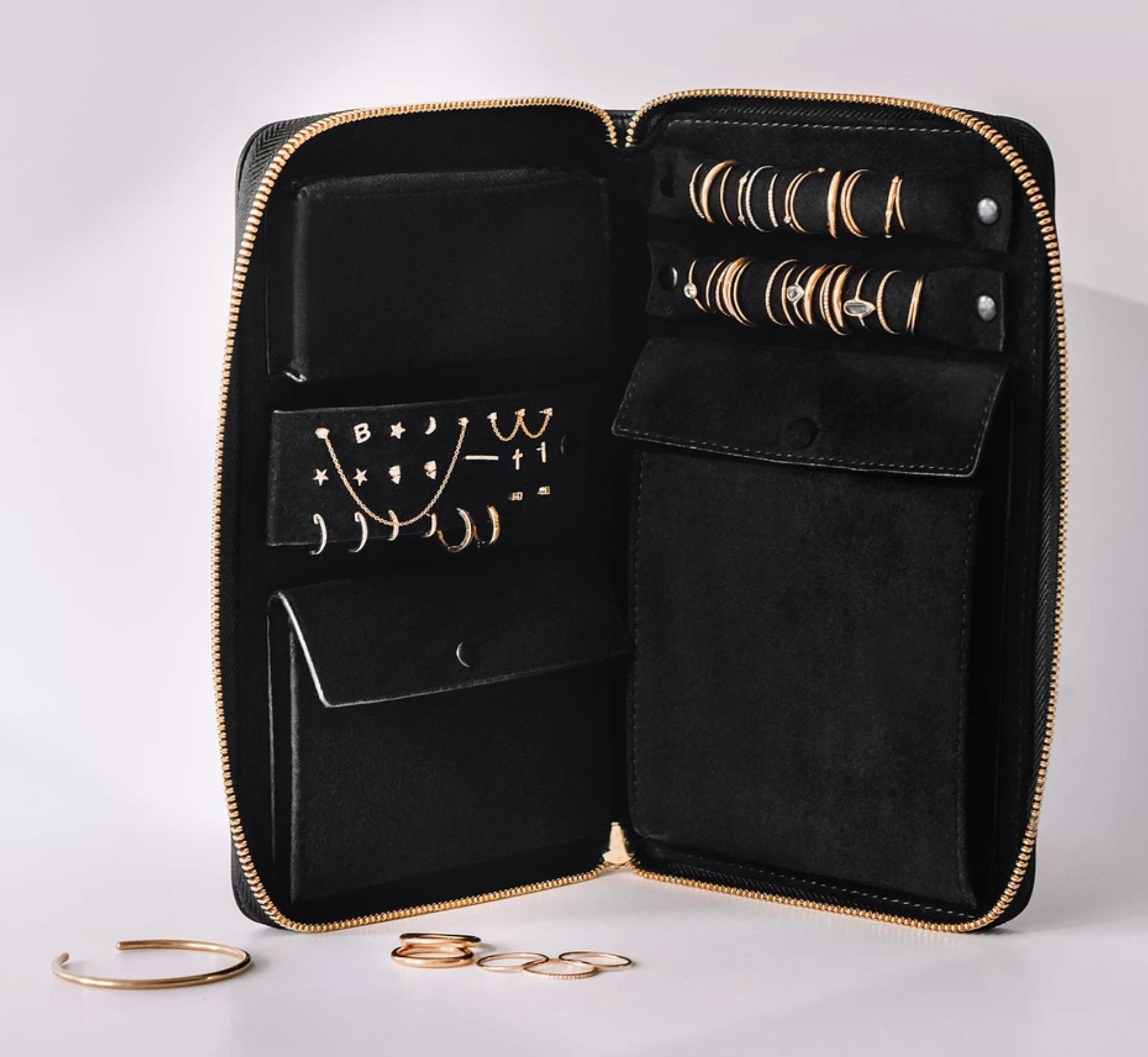 BYCHARI  Traveller Jewelry Case