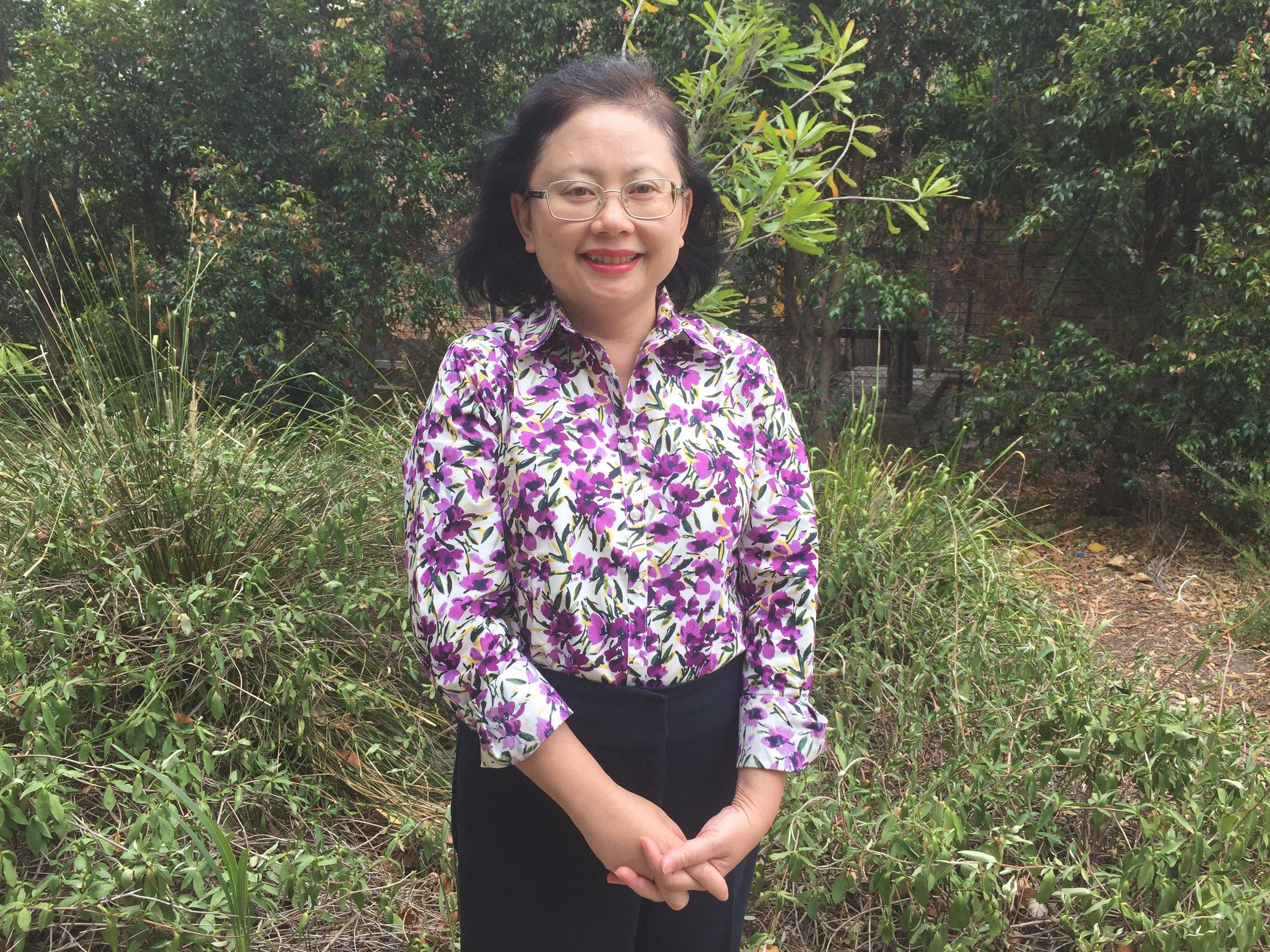 MLC paralegal Quyen Nguyen