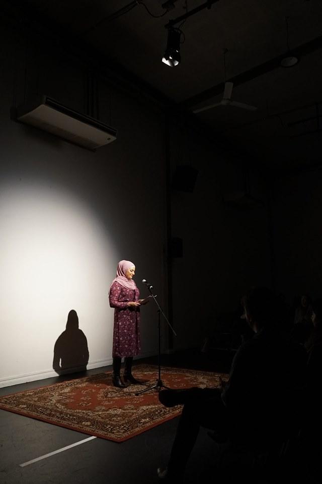 Keynote speaker Amani Haydar