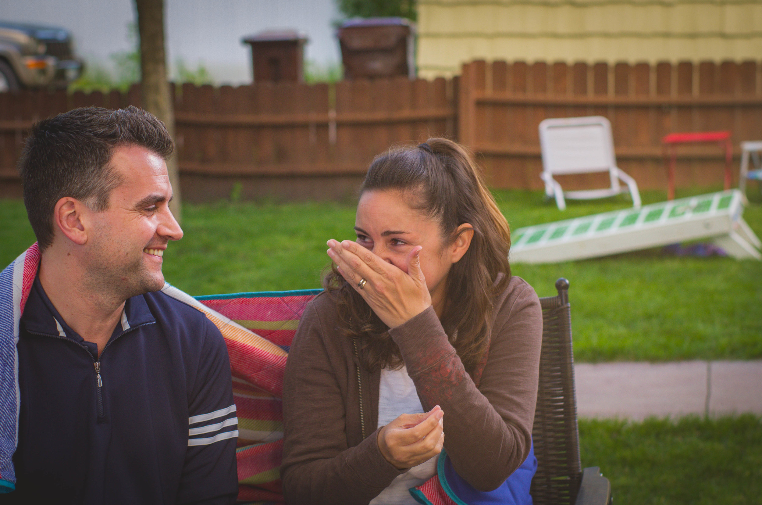 Carrie and Randy laughing Waconia.jpg