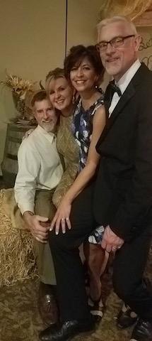 Glen & Tamara Fanjoy Craig & Geri Krause