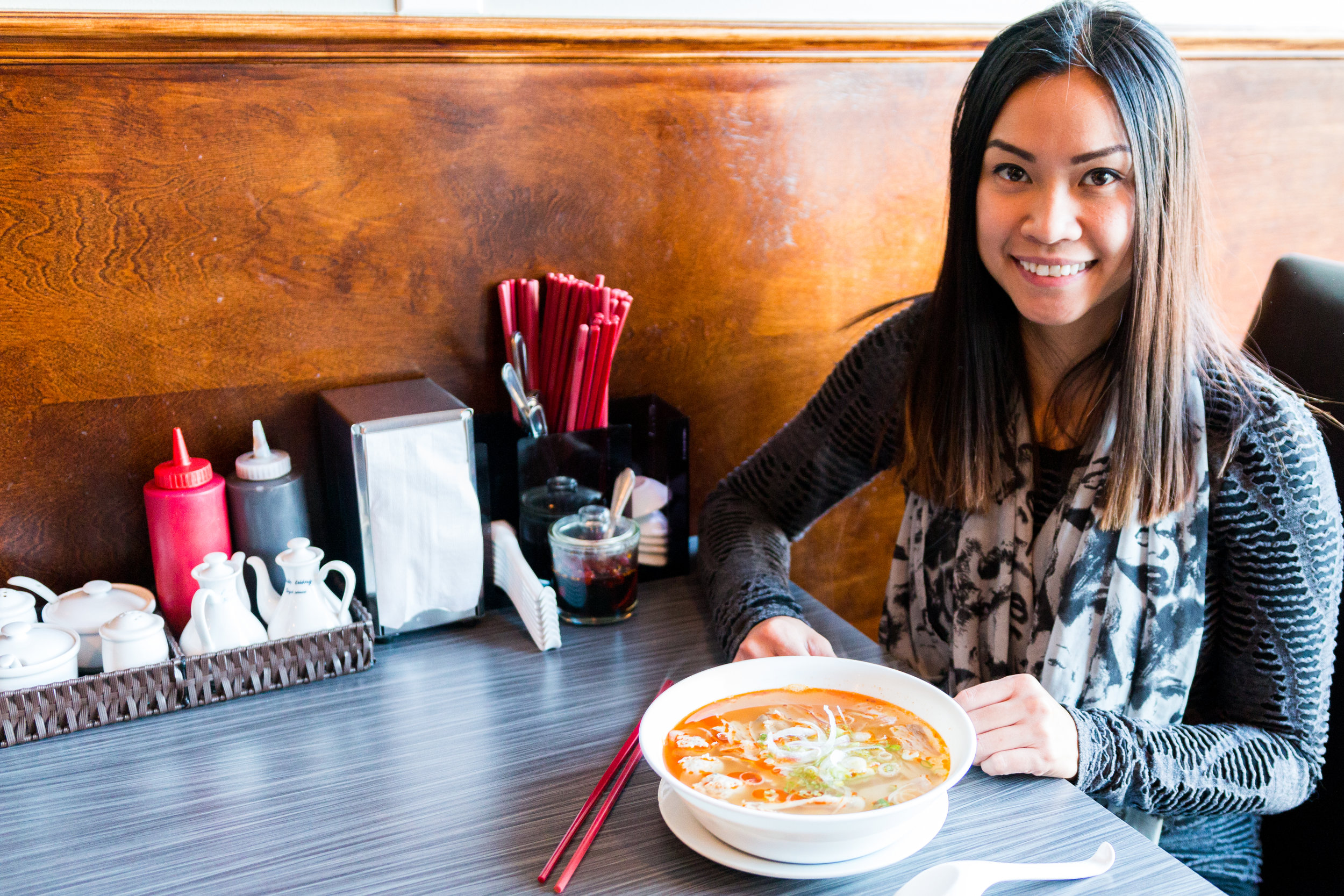 Do, re, mi, pho... Just kidding; no puns here! This place is pho real.  Laura and her family have been serving up authentic Vietnamese fare on Alberta Avenue since 2014. Every dish is crafted with care, and sourced locally, so expect nothing but the best while visiting this cozy establishment.