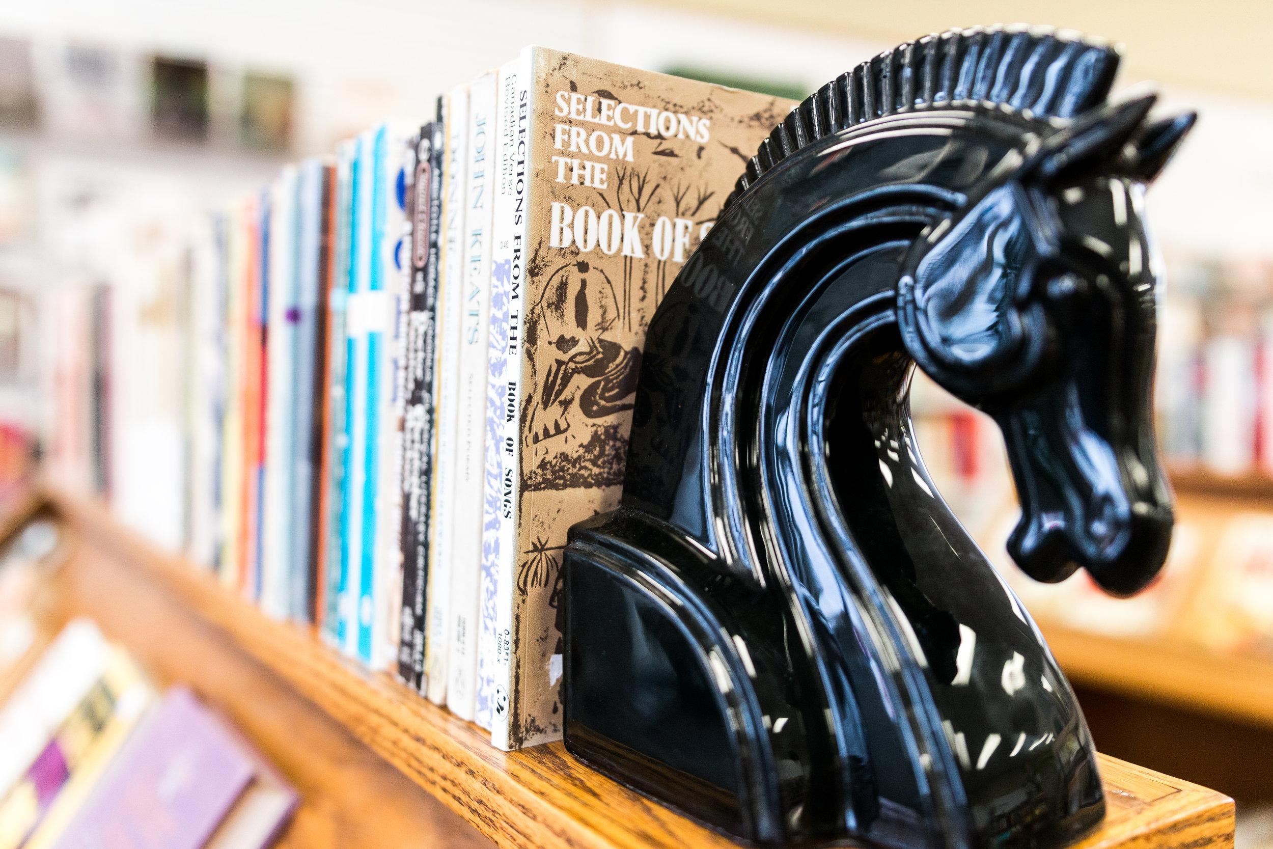 Wee Book Inn Edmonton