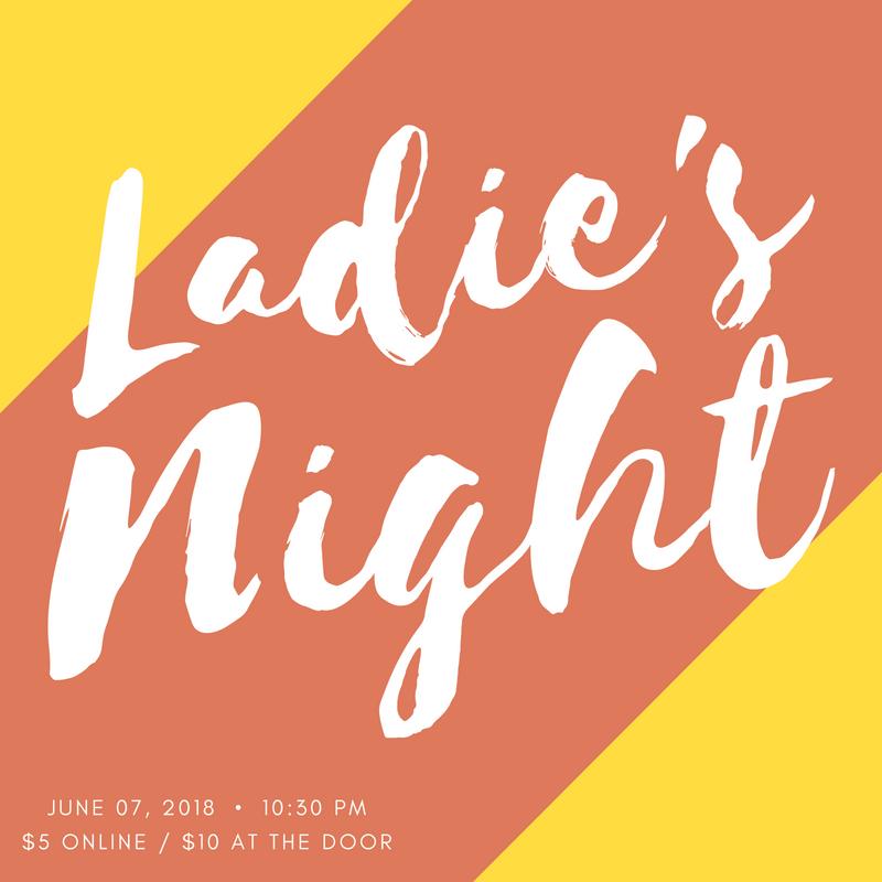 Ladie's Night Amber North