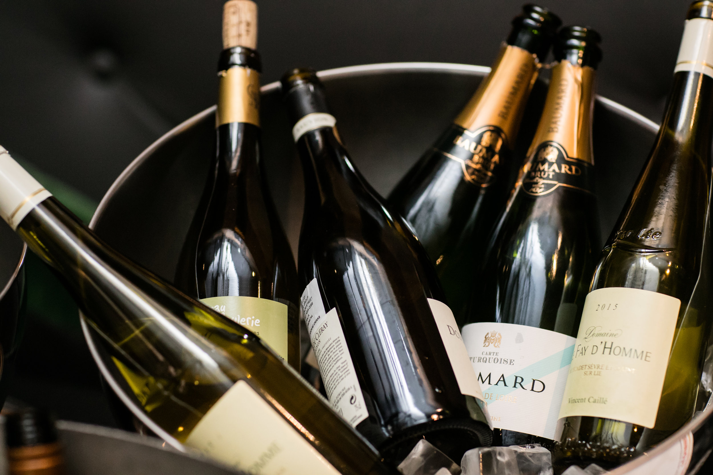 Wine and Food Tasting sessions for corporate events