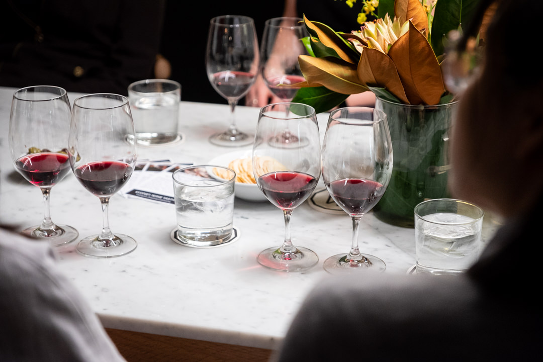 Tailored Wine Tasting events for corporate functions