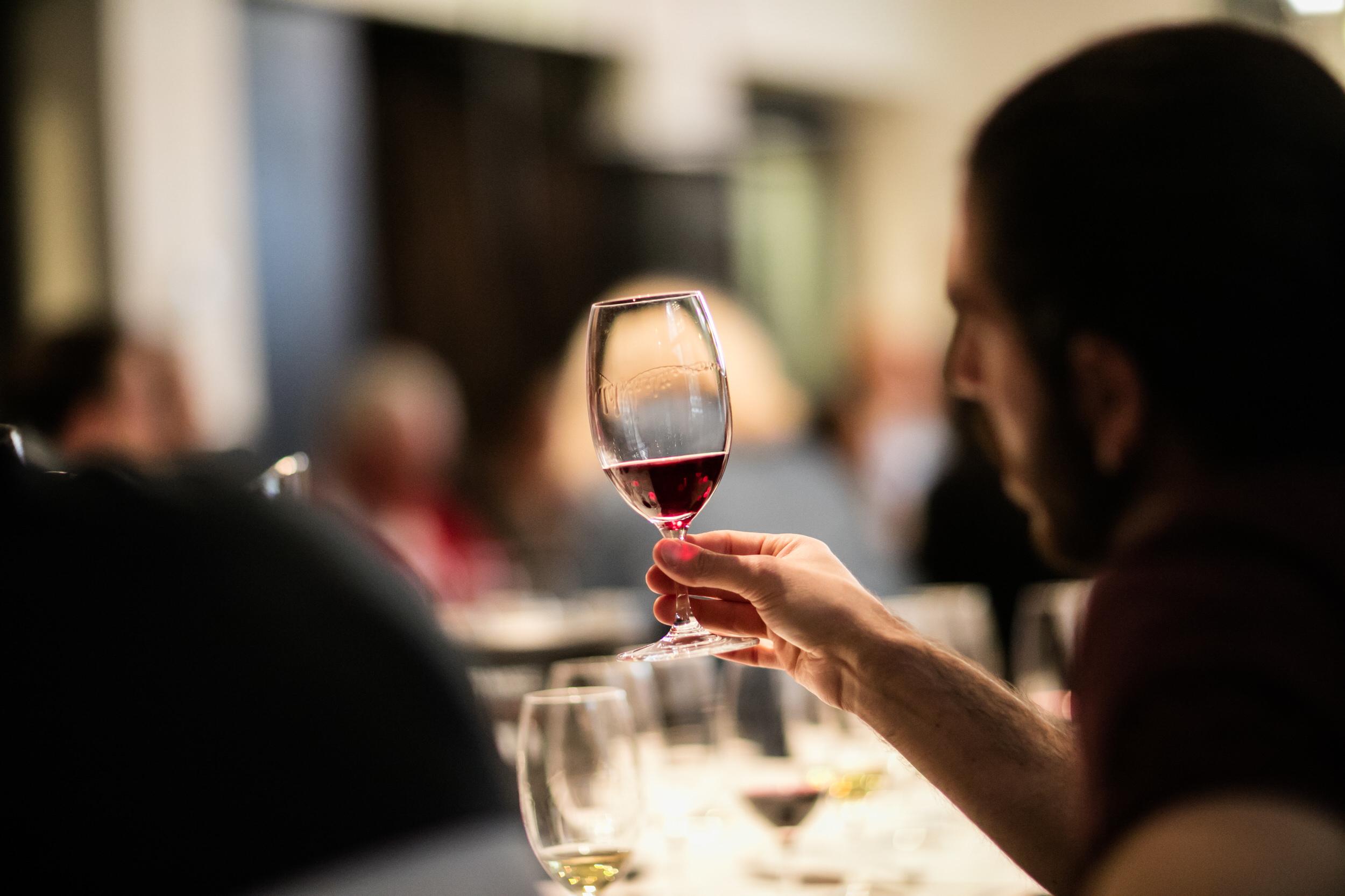 Wine tasting event with Sydney Wine Tasting