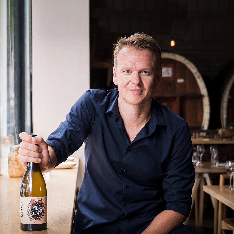 David Messum, founder of Sydney Wine Tasting, winemaker at Born & Raised Wines, wine marketeer and presenter.